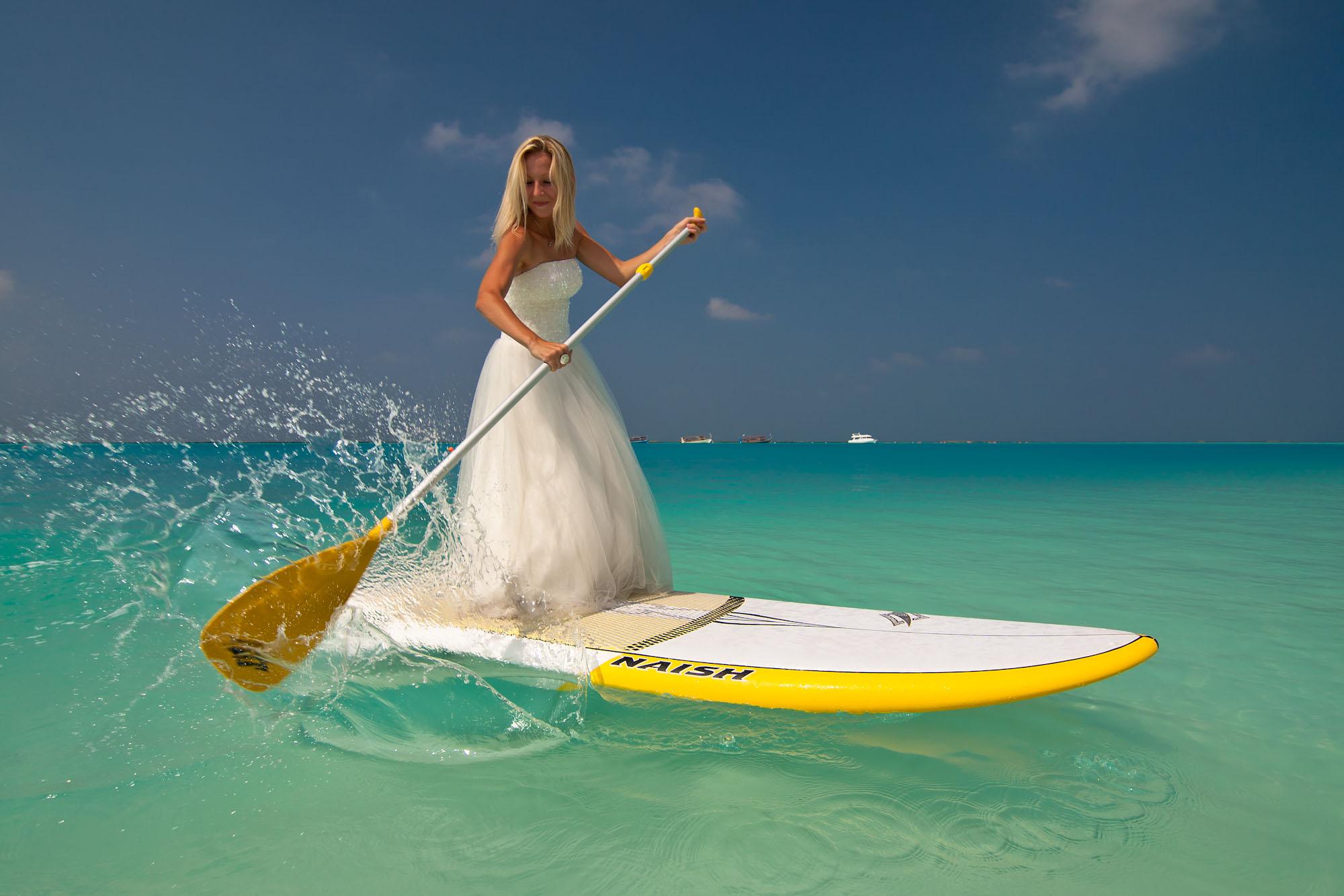 Trash The Dress Wedding Photography Onair